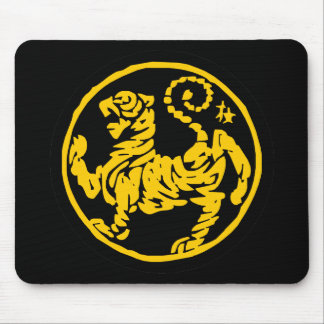 Shotokan Tiger Mouse Mat