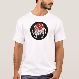 Shotokan Tiger Rising Sun T-Shirt