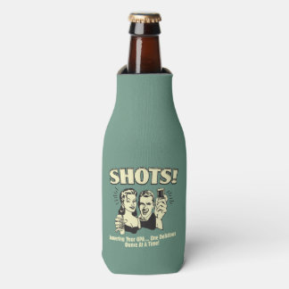 Shots: Lowering Your GPA Bottle Cooler