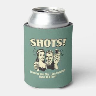 Shots: Lowering Your GPA Can Cooler