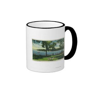 Shotwell Park on a Sunny Day Mug