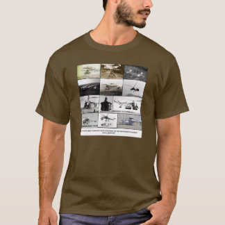 Shoulders of Giants Helicopter T-Shirt