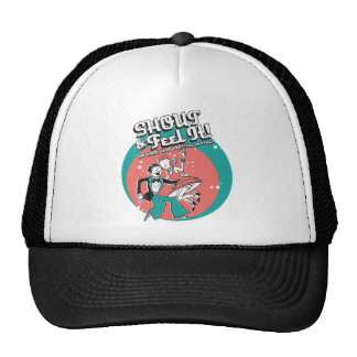 Shout And Feel It Hats