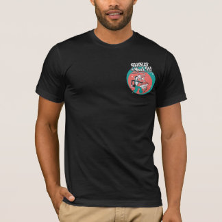Shout and Feel It T Shirt
