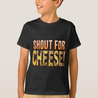 Shout For Blue Cheese T-Shirt