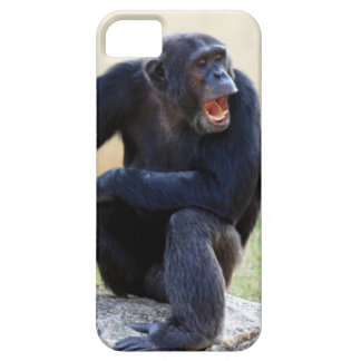 Shouting Chimp Case For The iPhone 5