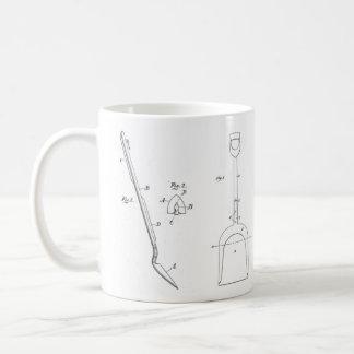Shovel Patents Mug