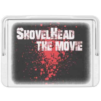 "SHOVELHEAD THE MOVIE - ""Bloody Good"" Cooler Igloo Cool Box"
