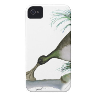 shoveller duck, tony fernandes Case-Mate iPhone 4 case