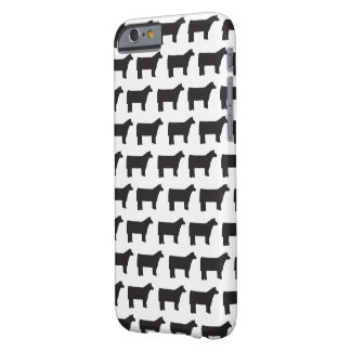 Show Calf Phone Case Barely There iPhone 6 Case