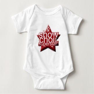 Show Choir Superstar! Baby Bodysuit