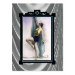 Show Girl Dancer Post Cards