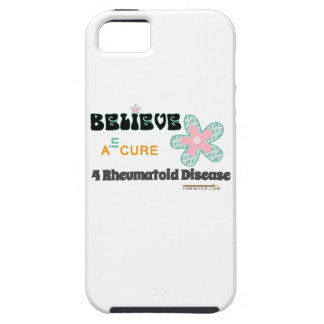 Show hope for a cure iPhone 5 cover