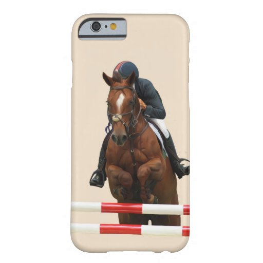 Show Jumping iPhone 6 case