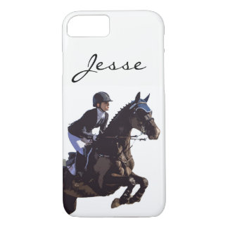 Show Jumping iPhone 8/7 Case