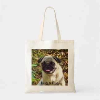 Show Love for your Pug Tote Bag