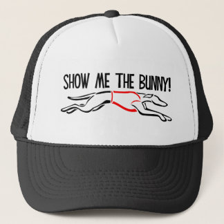 Show me the Bunny! Trucker Hat