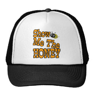 show me the honey cap