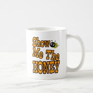 show me the honey coffee mug