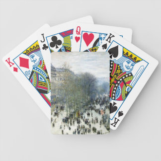 Show Me the Monet Playing Cards