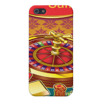 Show Me The Money Gambler iPhone 5/5S Cases