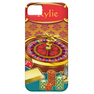 Show Me The Money Gambler iPhone 5 Case