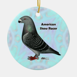 Show Racer ASR Christmas Ornaments