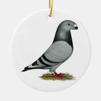 Show Racer Mismark Ornament