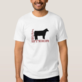 Show Steer T-shirts