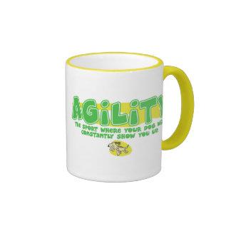Show Up Dog Agility Mug