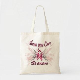 Show you care Breast cancer awareness Bag