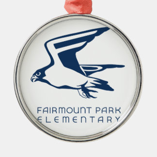 Show your Fairmount Park Elementary Spirit! Christmas Ornament
