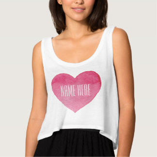 Show Your Love Custom Design Tank Top