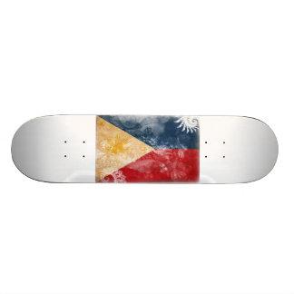 Show your Philippines Pride! Custom Skate Board