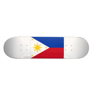 Show your Philippines Pride! Skate Board Deck
