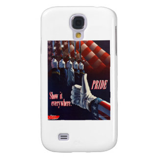 SHOW YOUR PRIDE IN OUR MILITARY GALAXY S4 CASE