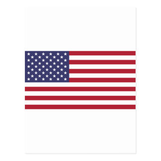 Show your pride in the United States! Postcard