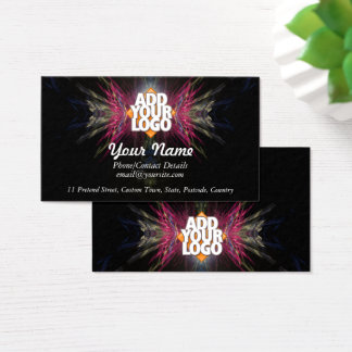 Showcase It Business (with Logo space) Business Card