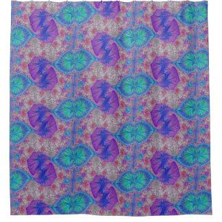 Shower Curtain--Kaleidoscope Shower Curtain