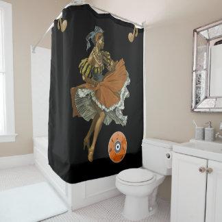 Shower curtain Music