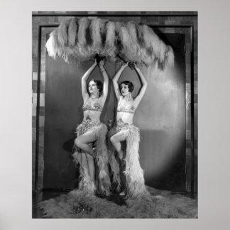 Showgirls - P0000497.JPG Print