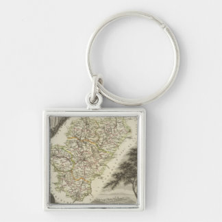 Showing local heros products key ring