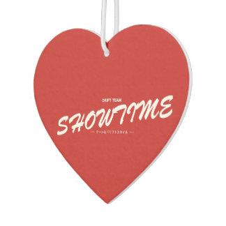 Showtime Heart Air Freshener