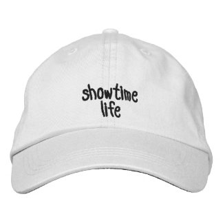 ShowtimeLife hat (light Colours) Embroidered Hat