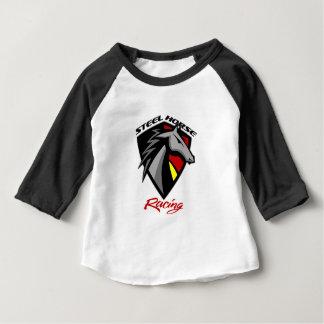 SHR 3/4 Sleeve Baby Shirt