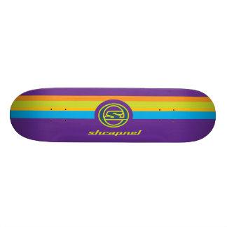 Shrapnel Classic Bright 19.7 Cm Skateboard Deck