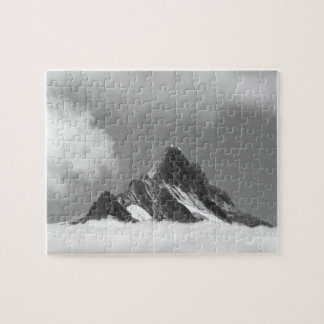 Shreckhorn summit, 3741 m. from Faulhorn, Jigsaw Puzzle