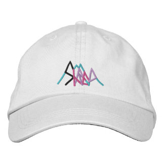 shred snowboarding hat embroidered cap