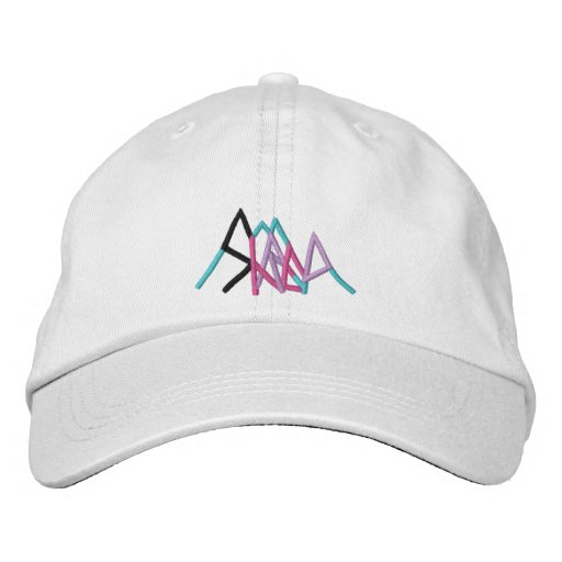 shred snowboarding hat embroidered baseball caps