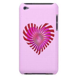 SHREDDED HEART iPod Touch Case-Mate Case